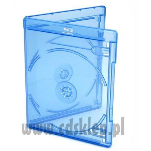 Etui plastikowe na 2 płyty BluRay 11mm