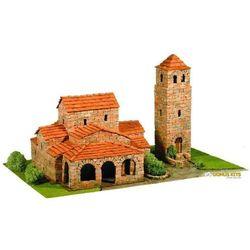 Zestaw konstrukcyjny Romanica - Kościół Santa Maria de Lebena w Cillorigo