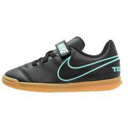 Nike Performance TIEMPO RIO III IC Halówki black/hyper turquoise