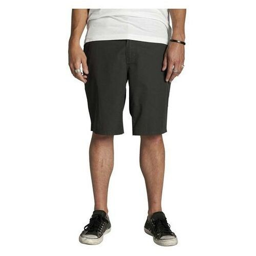 szorty KREW - Klassic Chino Short Carbon (CHR)