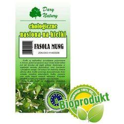 Ekologiczne nasiona na kiełki - Fasola Mung 50g Dary Natury