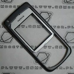 Obudowa Nokia 6681 przednia czarna