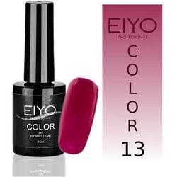 Lakier hybrydowy EIYO Confident - kolor nr 13 - Fuksja - 15 ml Lakiery hybrydowe