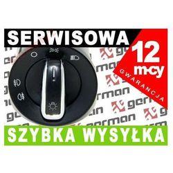 NOWY WLACZNIK SWIATEL VW AUDI SKODA GOLF A4 CHROM