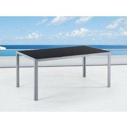Elegancki stól aluminiowy, meble ogrodowe CATANIA
