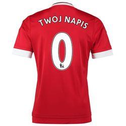Koszulka Manchester United z własnym nazwiskiem 2015/16 (Adidas)