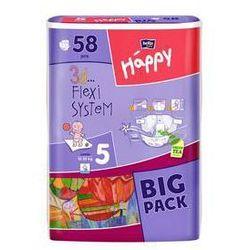 Pieluszki Bella Baby Happy Junior Big Pack 58 szt.