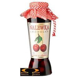 Nalewka Lwówecka - wiśnie w alkoholu 0,5l