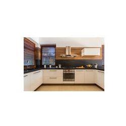 Foto naklejka samoprzylepna 100 x 100 cm - Nowoczesne meble w kuchni luksusowych