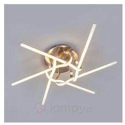 Atrakcyjna lampa sufitowa LED Caroline