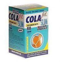 Colafit Slim z chitosanem - 60 kapsułek - likwiduje tkankę tłuszczową bez rozstępów Kurier już od 0 PLN odbiór osobisty: GRATIS!