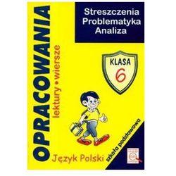 Opracowania 6 język polski (opr. miękka)