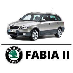 Skoda Fabia II - Światła do jazdy dziennej LED DRL P21W Ba15s Epistar - Zestaw 2 żarówki