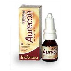 Aurecon drops krople do uszu 10ml