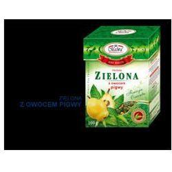 Herbata zielona z owocem pigwy 100g Malwa