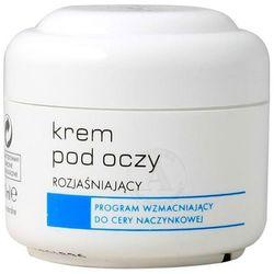 Ziaja Krem pod oczy Rozjaśniający -Program wzmacniajacy do cery naczynkowej -50 ml