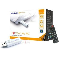 AVER - TV DVB-T Volar HD PRO, USB, zewnętrzny, mini odbiornik, HDTV Szybka dostawa!