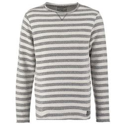 Jack & Jones JJVCRANCH REGULAR FIT Sweter cloud dancer/melange