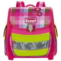 SCOUT Tornister Basic Buddy - Flowery Island