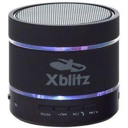Przenośne głośniki bluetooth z mikrofonem i odtwarzaczem MP3 Xblitz Illuminated HD