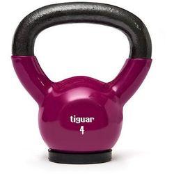 Kettlebell Tiguar 4 kg :: Polecany sprzedawca :: tel. 228878373 :: www.aerobik.fitness