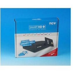 TV na kartę Smart HD NC+ z tunerem GLOBO HD XS2