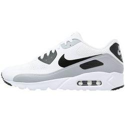 Nike Sportswear AIR MAX 90 ULTRA ESSENTIAL Tenisówki i Trampki white/black/wolf grey