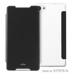Etui PURO Booklet Wallet Case do Sony Xperia Z5 Compact Czarny