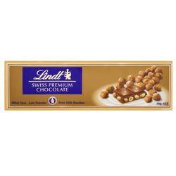 Czekolada Milk Hazelnut Gold 300g