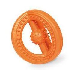 Zabawka dla zwierząt Nobby Rubber Line Satelit gumowa 14cm Pomarańczowa