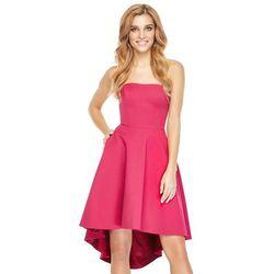 Sukienka Queen w kolorze różowym