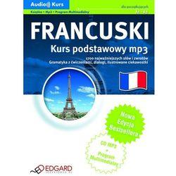 Francuski - Kurs Podstawowy Mp3 (Audio Kurs) (opr. miękka)