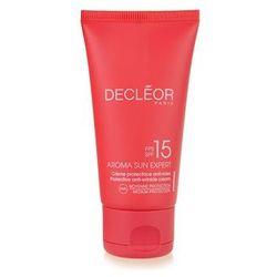 Decléor Aroma Sun Expert krem do opalania do twarzy SPF 15 + do każdego zamówienia upominek.