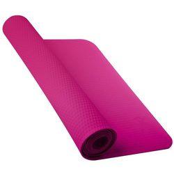 Nike mata treningowa Fundamental Yoga Mat (3mm) Vivid Pink Unisex - Gwarancja terminu lub 50 zł! - Bezpłatny odbiór osobisty: Wrocław, Warszawa, Katowice, Kraków