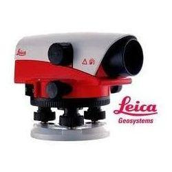 Niwelator optyczny Leica NA730 ZESTAW ze Statywem i Łatą