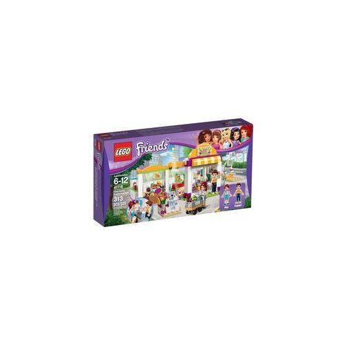 Lego Friends Supermarket W Heartlake Porównaj Zanim Kupisz