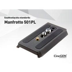 Szybkozłączka standard Manfrotto 501