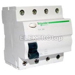 Wyłącznik różnicowoprądowy 25A 3-fazowy, różnicówka ACTI9 Schneider Electrics
