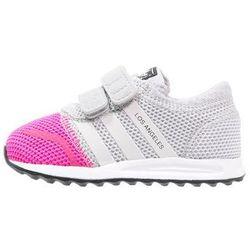 adidas Originals LOS ANGELES Tenisówki i Trampki solid grey/white/shock pink