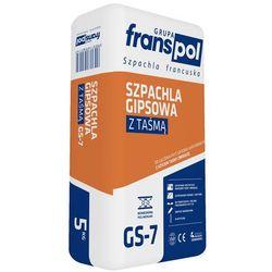 Szpachla gipsowa do płyt G-K Franspol, 5kg