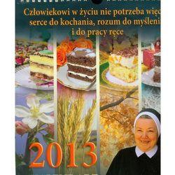 Kalendarz z nowymi przepisami siostry Anastazji 2013