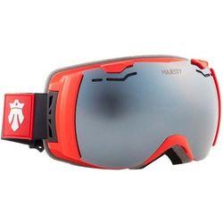 okulary słoneczne MAJESTY - Spectrum Red/Black Onyx (RED/ BLACK ONYX)