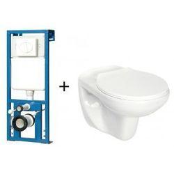 NOVOTERM SIMPLE Zestaw podtynkowy do WC