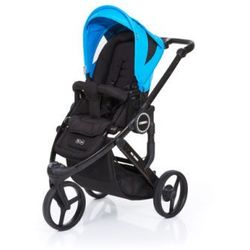 ABC DESIGN Wózek dziecięcy Cobra plus black-water, stelaż black/ siedzisko black