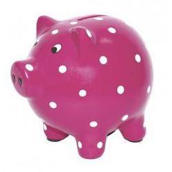 Skarbonka różowa świnka