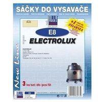 Filtr Jolly E 8 (3ks) ELECTROLUX
