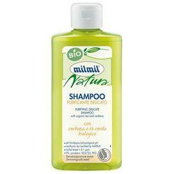 MILMIL BIO Organiczny szampon: herbata i werbena 300ml