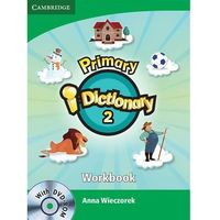 Primary i-Dictionary Level 2 Movers Workbook and DVD-ROM Pack (opr. miękka)