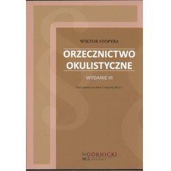 Orzecznictwo okulistyczne (opr. miękka)