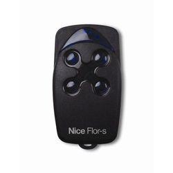 Pilot NICE FLOR 4-kanałowy 433.92 MHz z wbudowaną kartą zbliżeniową (FLO4R-M)